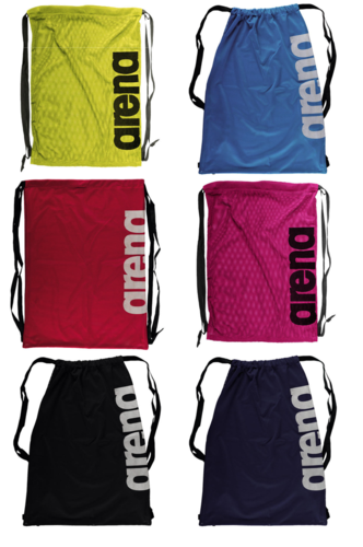Arena Fast Mesh Pool bag TEAM