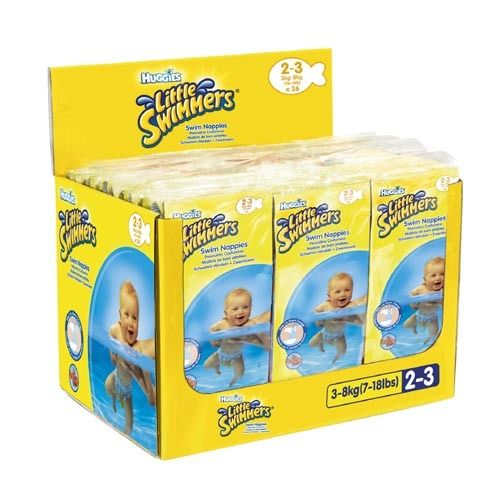 Huggies®Little Swimmers®  uimavaippa