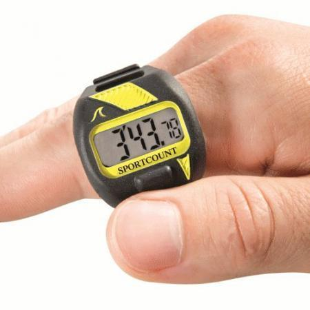 SportCount Stopwatch (SW), ajanotto