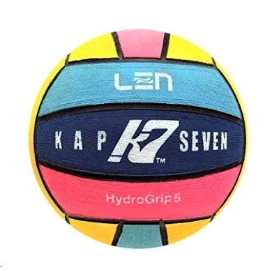 WATERPOLO BALL KAP-7 LEN MEN MULTICOLOR
