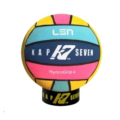 WATERPOLO BALL KAP-7 LEN WOMEN MULTICOLOR