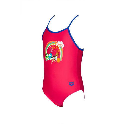 Awt Kids Girl up rose MaxFit, Freak Rose, Neon Blue