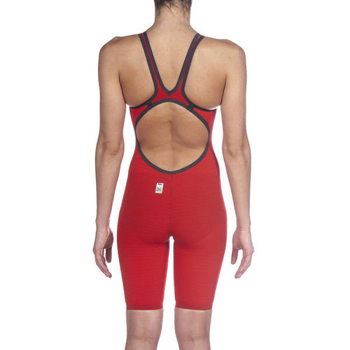 W Carbon AIR2 Open punainen FBSL-O, FINA, RED