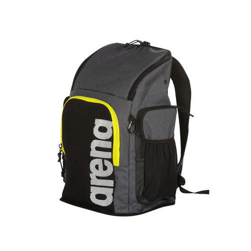 Team Backpack 45 harmaa Varustereppu, Grey Melange