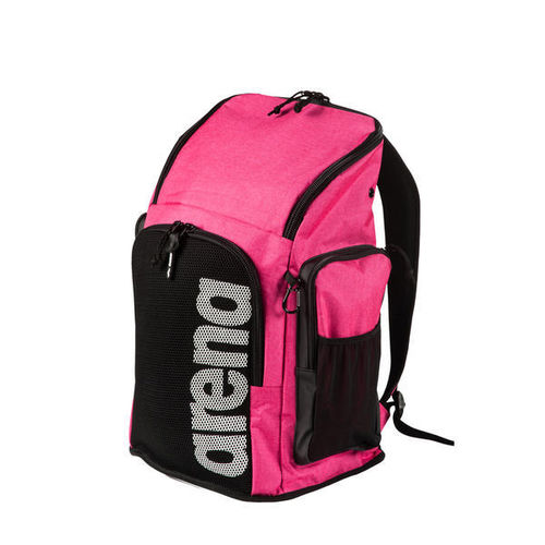Team Backpack 45 pinkki Varuste reppu, Pink Melange