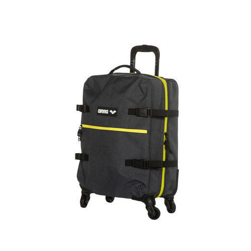 TEAM Flight Trolley grey 42 L 55x35x22cm harmaa