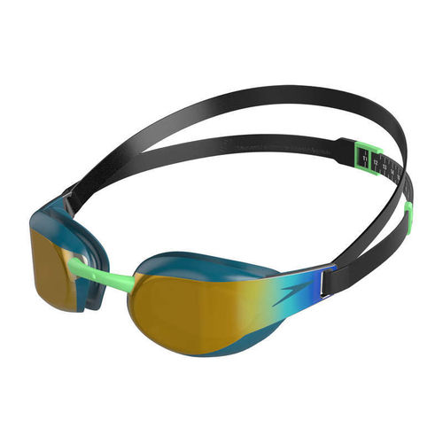Fastskin Elite Mirror Black/Nordic Teal/Gold AW20