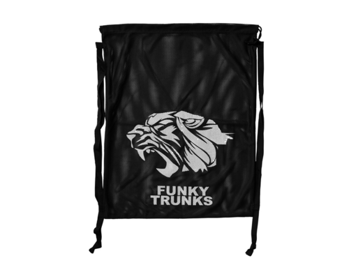 FunkyTrunks Mesh Gear Bag - Roar Machine