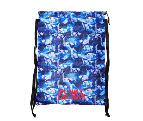 FunkyTrunks Mesh Gear Bag - Head First
